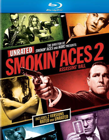 Smokin' Aces 2: Assassins' Ball 025192049378