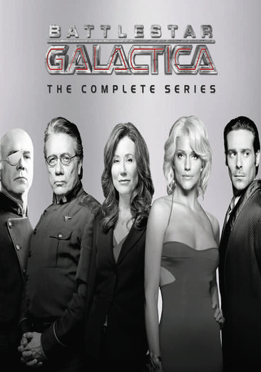 Battlestar Galactica: The Complete Series (2004) 025192050220