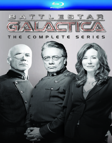 Battlestar Galactica: The Complete Series (2004) 025192050237