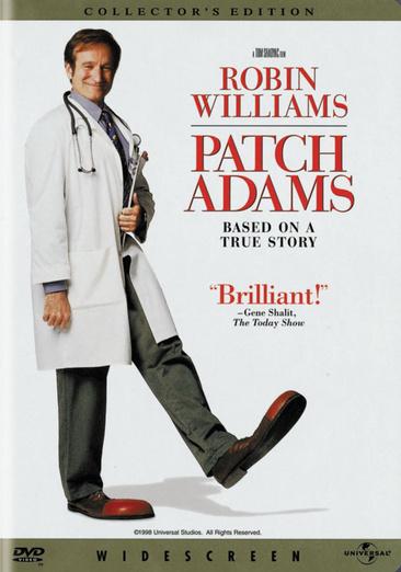 Patch Adams 025192054624