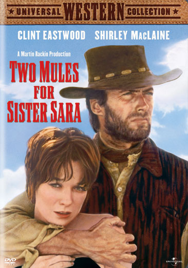 Two Mules For Sister Sara 025192054921