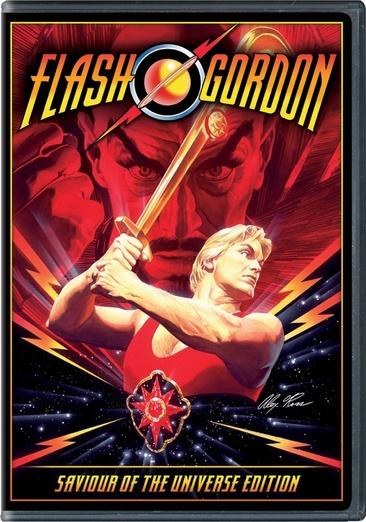 Flash Gordon 025192064654