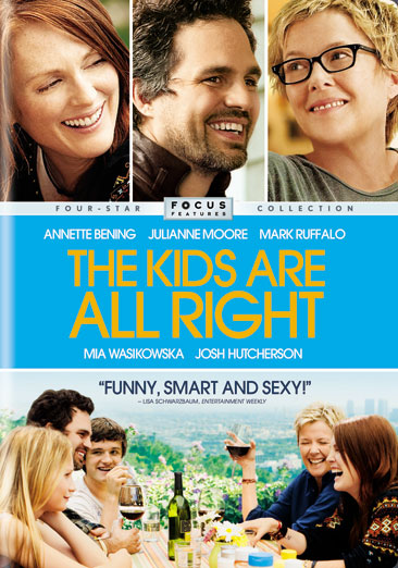 The Kids Are All Right 025192066856