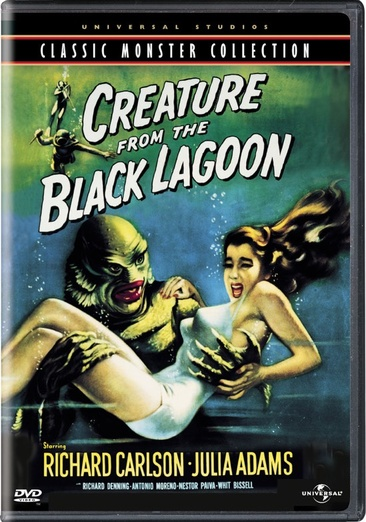 The Creature From The Black Lagoon 025192076022