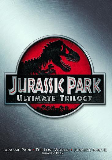 Jurassic Park Trilogy 025192089978