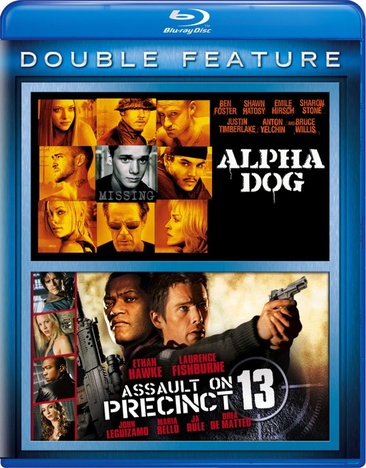 Alpha Dog / Assault on Precinct 13 025192094217