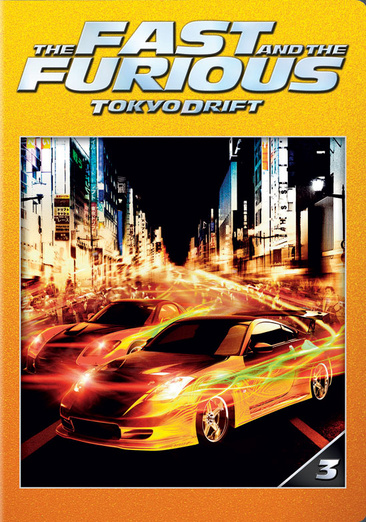The Fast & The Furious: Tokyo Drift 025192100307