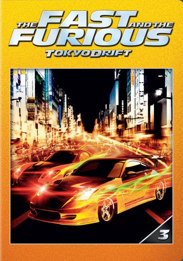 The Fast & The Furious: Tokyo Drift 025192100307