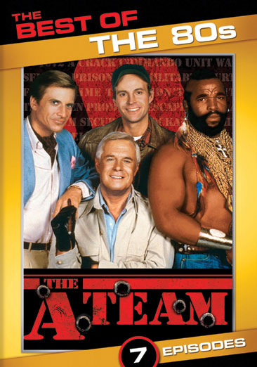 Best of the '80s: The A-Team 025192103407