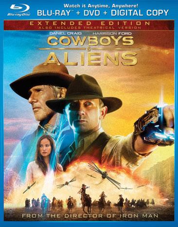 Cowboys & Aliens 025192107184
