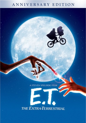 E.T. the Extra-Terrestrial 025192114342