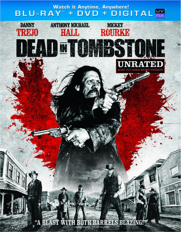 Dead in Tombstone 025192115196