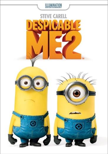 Despicable Me 2 025192123610