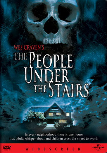 The People Under the Stairs 025192123726