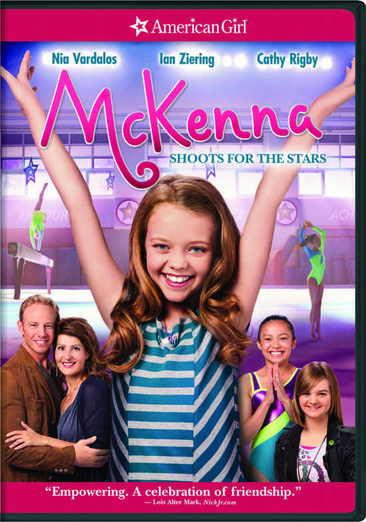 American Girl: McKenna Shoots for the Stars 025192125904