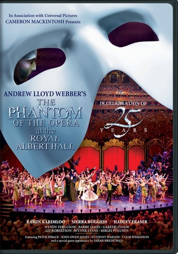 The Phantom of the Opera at The Royal Albert Hall 025192130038
