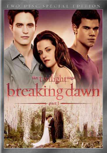 The Twilight Saga: Breaking Dawn - Part 1 025192134548