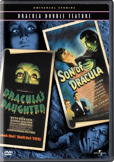 Dracula's Daughter / Son of Dracula 025192139826