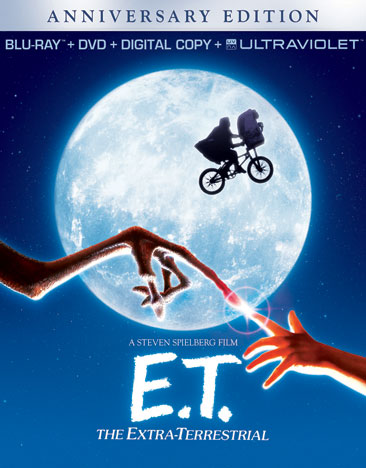 E.T. the Extra-Terrestrial 025192153716