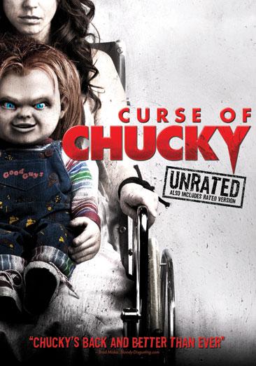Curse of Chucky 025192154263