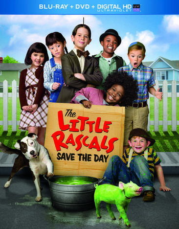 The Little Rascals Save the Day 025192169908