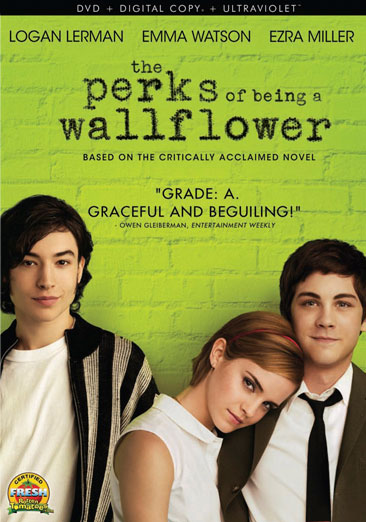 The Perks of Being a Wallflower 025192174070