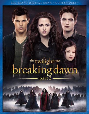 The Twilight Saga: Breaking Dawn - Part 2 025192177415