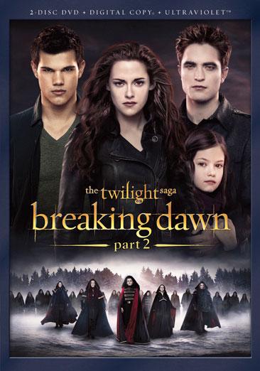 The Twilight Saga: Breaking Dawn - Part 2 025192177439