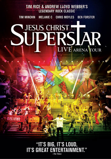 Jesus Christ Superstar: Live Arena Tour 025192178757