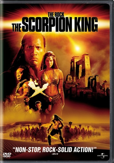 The Scorpion King 025192180026