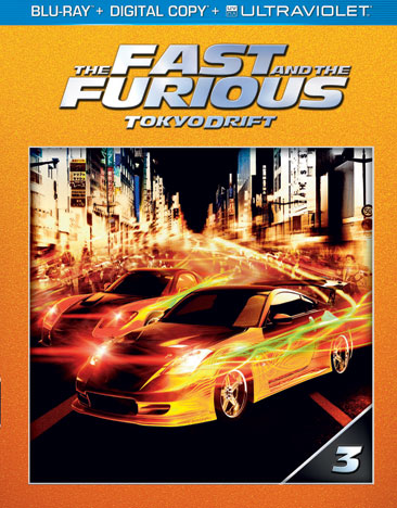 The Fast & The Furious: Tokyo Drift 025192185397