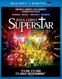 Jesus Christ Superstar: Live Arena Tour 025192187773