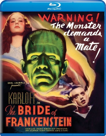 The Bride Of Frankenstein 025192189838