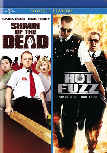 Shaun of the Dead / Hot Fuzz 025192193439
