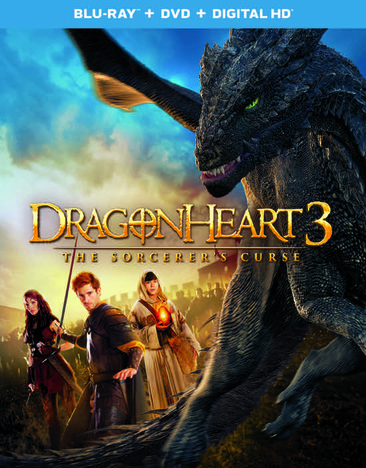 Dragonheart 3: The Sorcerer's Curse 025192199240