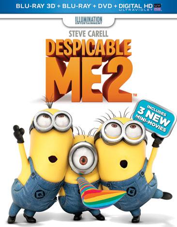 Despicable Me 2 025192200519