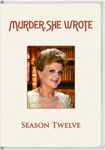 Murder She Wrote: The Complete Twelfth Season 025192208652