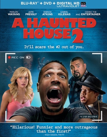 A Haunted House 2 025192212031