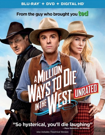 A Million Ways to Die in the West 025192212765