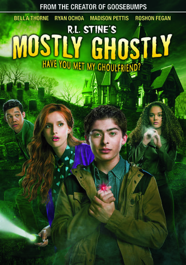 R.L. Stine's Mostly Ghostly: Have You Met My Ghoulfriend? 025192214110