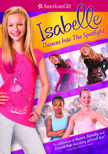American Girl: Isabelle Dances into the Spotlight 025192217555