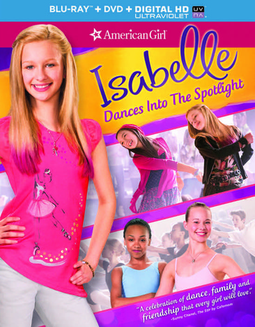 American Girl: Isabelle Dances into the Spotlight 025192217609
