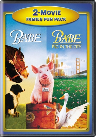 Babe: The Complete Adventures 025192221507