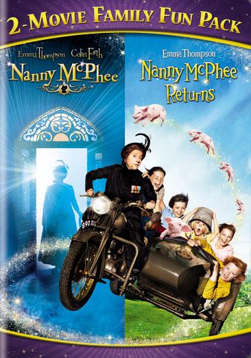 Nanny McPhee / Nanny McPhee Returns 025192221866