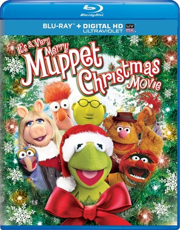 It's A Very Merry Muppet Christmas Movie 025192231438