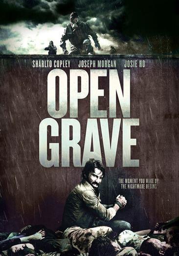Open Grave 025192235016
