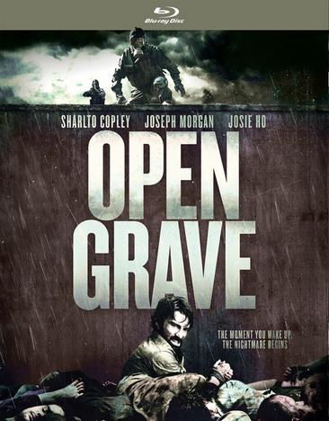 Open Grave 025192240195