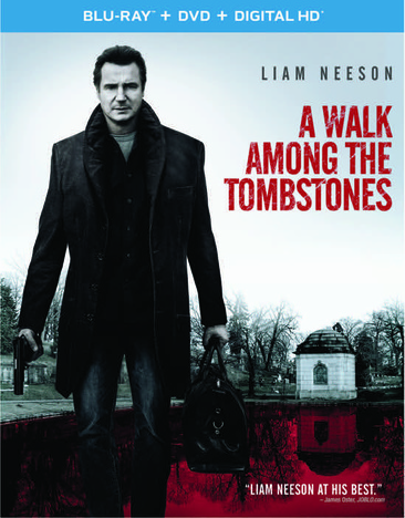 A Walk Among the Tombstones 025192241284