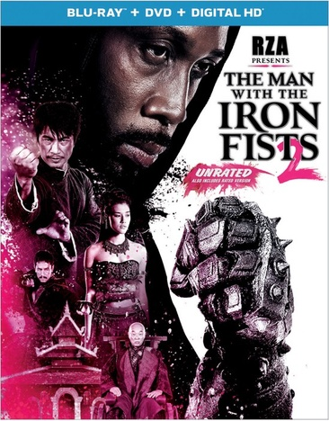 The Man with the Iron Fists 2 025192242687