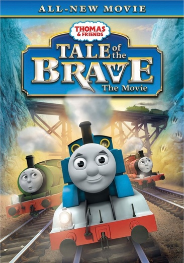 Thomas & Friends: Tale of the Brave - The Movie 025192251207